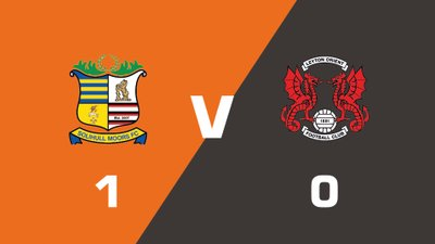 Highlights: Solihull Moors vs Leyton Orient