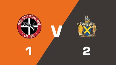 Highlights: Truro City vs St. Albans City