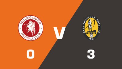 Highlights: Welling United vs East Thurrock United
