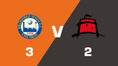 Highlights: Braintree Town vs Eastbourne Borough