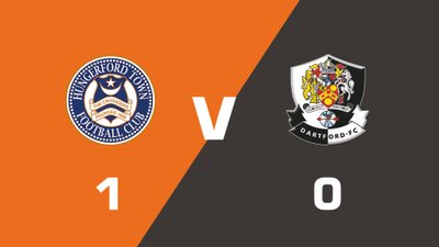 Highlights: Hungerford Town FC vs Dartford