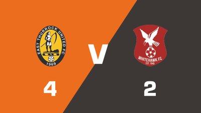 Highlights: East Thurrock United vs Whitehawk
