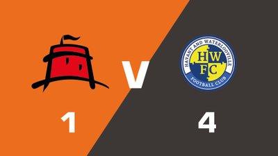 Highlights: Eastbourne Borough vs Havant & Waterlooville