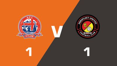 Highlights: AFC Fylde vs Ebbsfleet United