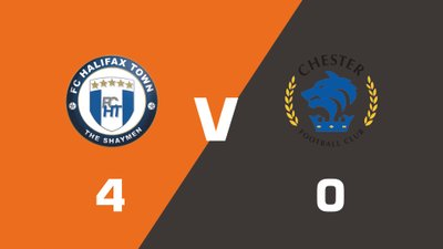 Highlights: FC Halifax Town vs Chester