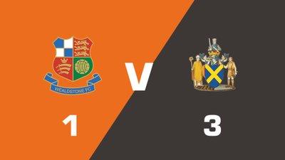 Highlights: Wealdstone vs St. Albans City