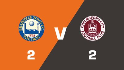 Highlights: Braintree Town vs Chelmsford City
