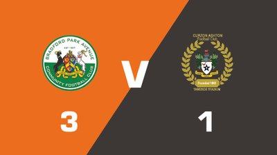 Highlights: Bradford Park Avenue vs Curzon Ashton