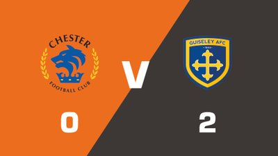 Highlights: Chester vs Guiseley