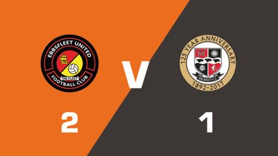 Highlights: Ebbsfleet United vs Bromley