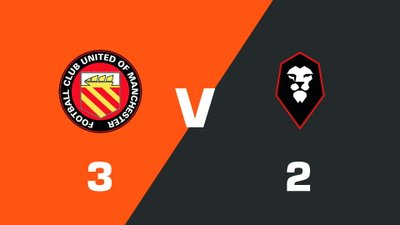 Highlights: FC United Of Manchester vs Salford City