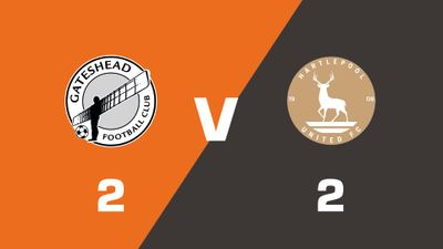 Highlights: Gateshead vs Hartlepool United