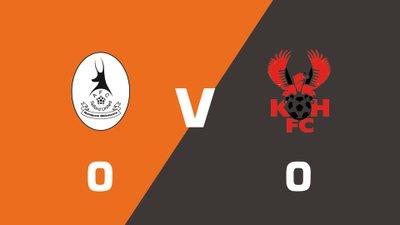Highlights: AFC Telford United vs Kidderminster Harriers