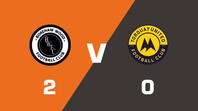 Highlights: Boreham Wood vs Torquay United