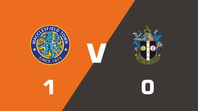 Highlights: Macclesfield Town vs Sutton United