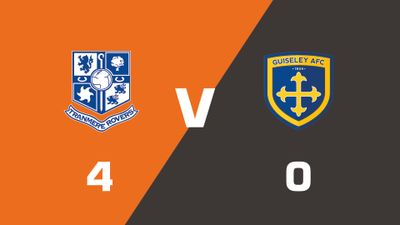 Highlights: Tranmere Rovers vs Guiseley