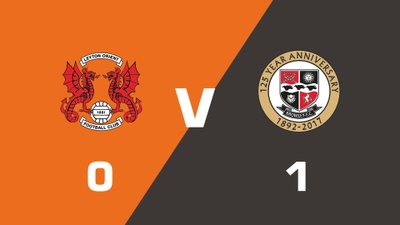 Highlights: Leyton Orient vs Bromley