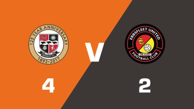 Highlights: Bromley vs Ebbsfleet United