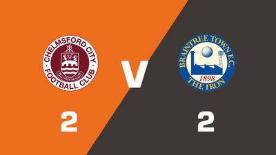 Highlights: Chelmsford City vs Braintree Town