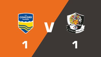 Highlights: Eastbourne Borough vs Whitehawk