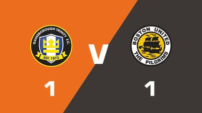 Highlights: Gainsborough Trinity vs Boston United