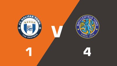 Highlights: FC Halifax Town vs Macclesfield Town