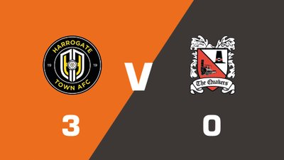 Highlights: Harrogate Town vs Darlington