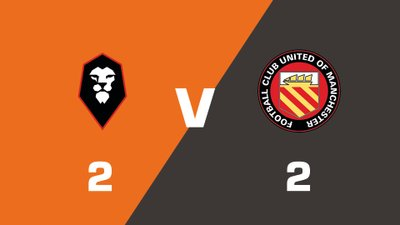 Highlights: Salford City vs FC United Of Manchester