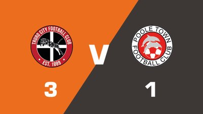 Highlights: Truro City vs Poole Town
