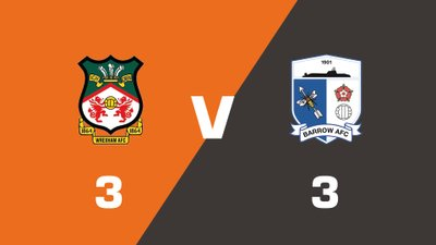 Highlights: Wrexham vs Barrow
