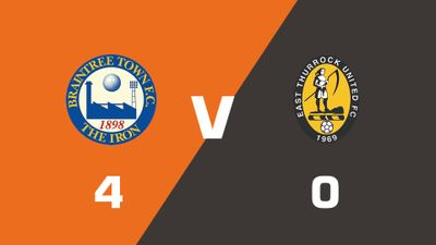 Highlights: Braintree Town vs East Thurrock United