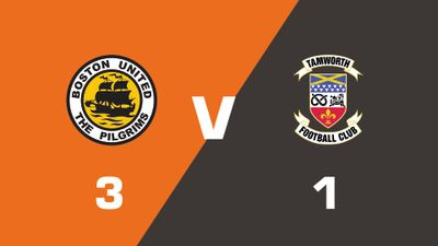 Highlights: Boston United vs Tamworth