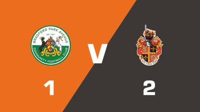 Highlights: Bradford Park Avenue vs Spennymoor Town