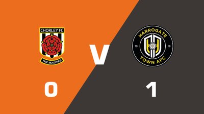 Highlights: Chorley vs Harrogate Town