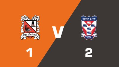 Highlights: Darlington vs York City