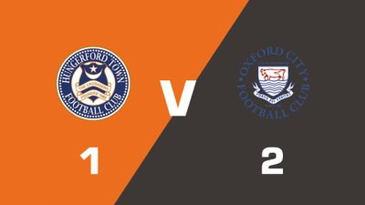 Highlights: Hungerford Town FC vs Oxford City