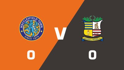 Highlights: Macclesfield Town vs Solihull Moors