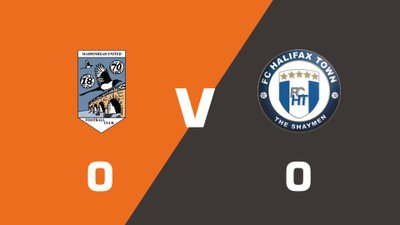 Highlights: Maidenhead United vs FC Halifax Town