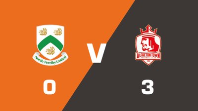 Highlights: North Ferriby United vs Alfreton Town