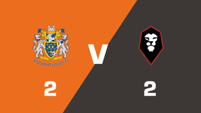 Highlights: Stockport County vs Salford City