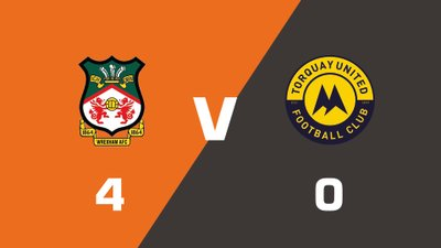 Highlights: Wrexham vs Torquay United