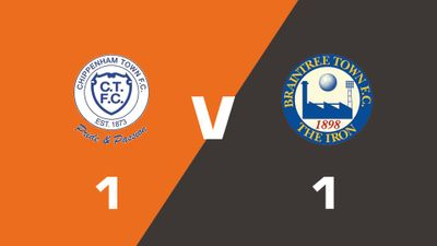 Highlights: Chippenham Town vs Braintree Town