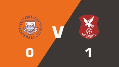 Highlights: Oxford City vs Whitehawk
