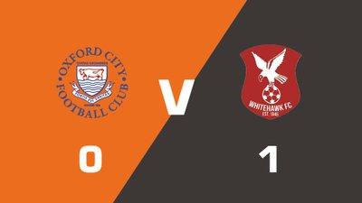 Highlights: Oxford City vs Whitehawk