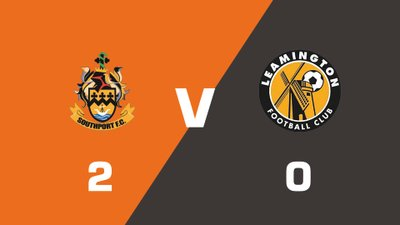 Highlights: Southport vs Leamington