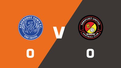 Highlights: Aldershot Town vs Ebbsfleet United