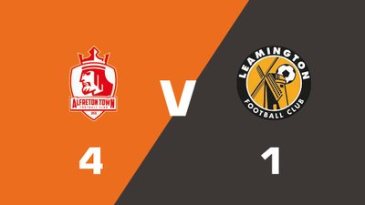 Highlights: Alfreton Town vs Leamington