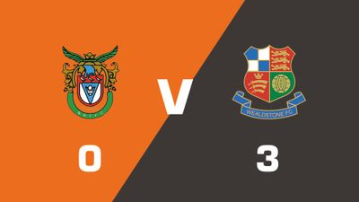 Highlights: Bognor Regis Town vs Wealdstone