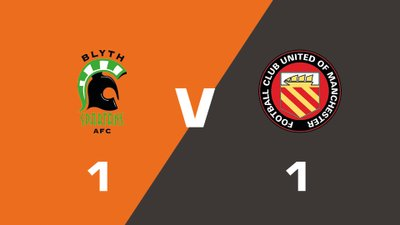 Highlights: Blyth Spartans vs FC United Of Manchester