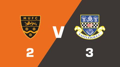 Highlights: Maidstone United vs Eastleigh